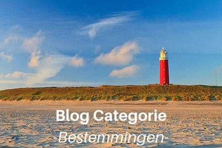 Blog Categorie, bestemmingen