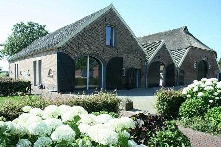 Vakantiehuis voor 20 personen op de Veluwe