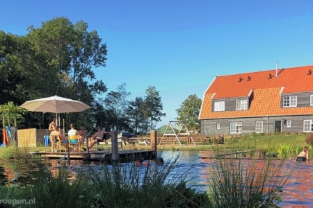 Groepsaccommodatie middenin de natuur, Texel, 24 personen
