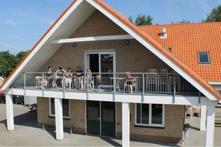Vakantiehuis middenin de natuur, Ameland, voor 8 personen