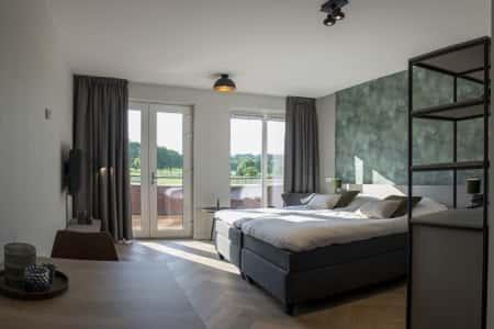 Luxe accommodatie met 18 slaapkamers