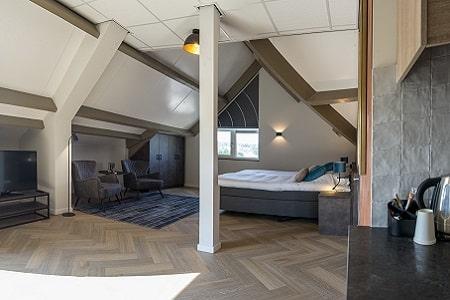Comfort kamer in Groepshotel Berg en Dal