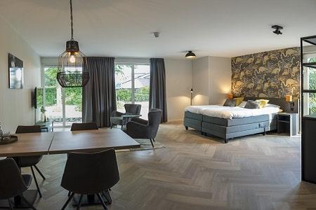 Ruime kamers in Groepshotel Berg en Dal