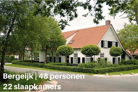 Groepsaccommodatie De Putse Hoeve, Brabant, Bergeijk, 48 personen, 22 slaapkamers
