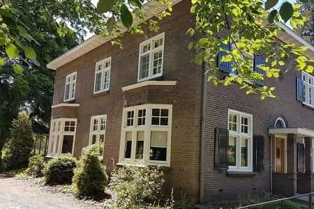 Vakantiehuis voor groepen van 12 personen, Noord Brabant