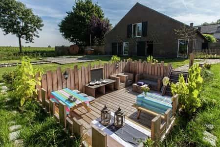 Groepsaccommodatie voor 24 personen in Ravenstein, Brabant