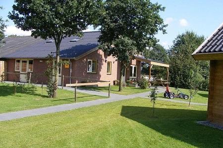 Huis voor groepen in Sint Hubert voor 25 personen