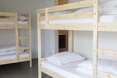 Groepsaccommodatie voor 10 personen, met 3 slaapkamers