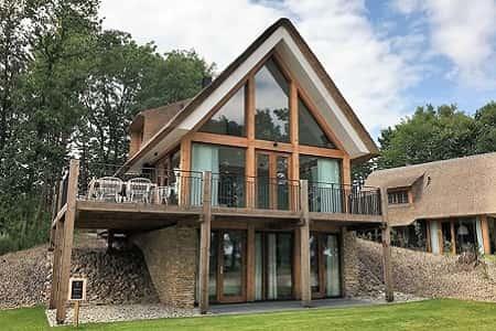 Grote villa voor 10 personen en Exloo