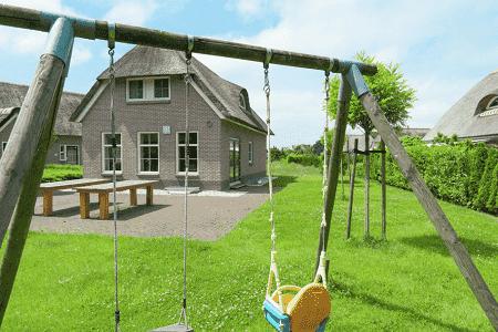 Groepsaccommodatie in Tiendeveen, Overijssel