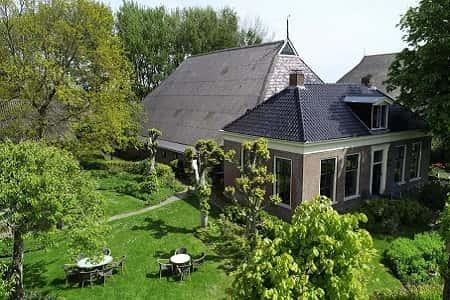 Groot vakantiehuis Friesland