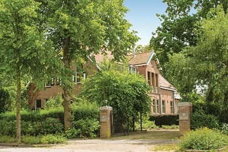 Vakantiehuis voor 11 personen in Sint Jacobiparochie, Friesland