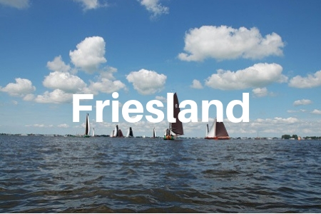 Groepsaccommodatie Nederland, Friesland