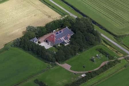 Landhuis voor groepen, Pingjum Friesland