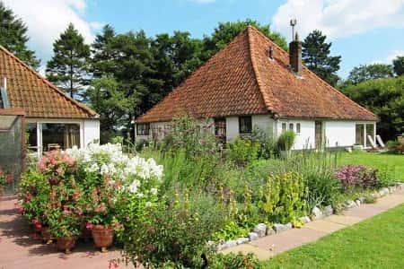Groot natuurhuisje voor 12 personen, Haule Friesland