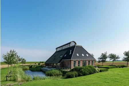 Vakantieboerderij voor 12 personen, Nes