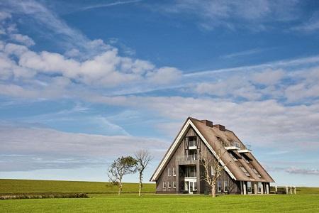 Groot vakantiehuis in Wierum, voor 20 personen