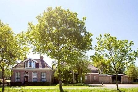 Groepsaccommodatie voor 16 personen in Wijnjewoude Friesland