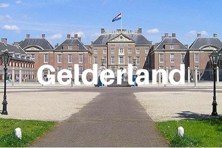 Groepsaccommodatie Nederland, Gelderland