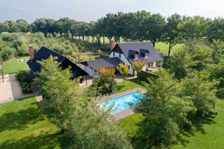 Vakantiehuis in Gelderland voor 14 personen
