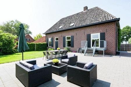 Groot vakantiehuis in Halle, Gelderland