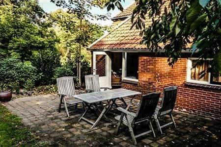 Vakantiehuis voor 10 personen in Sellingen, Groningen