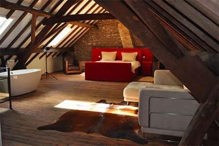 Stijlvol vakantiehuis met sauna voor 16 personen in Roggerl, Limburg