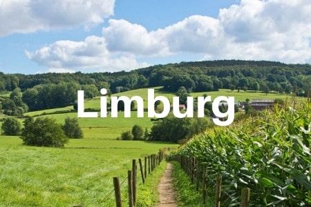 Groepsaccommodaties Limburg