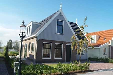 Vakantiehuis in Noord Holland voor 8 personen