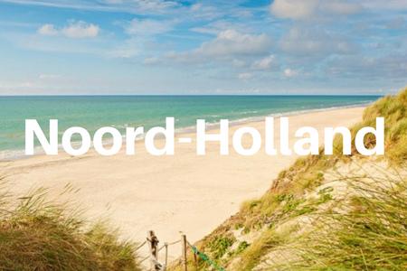 Groepsaccommodatie Nederland, Noord Holland