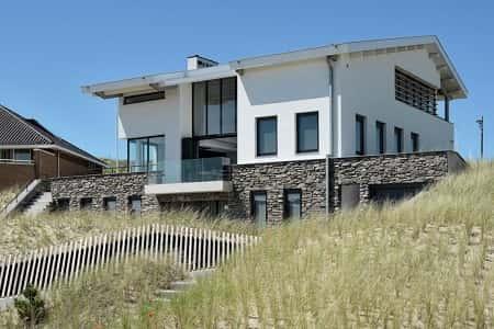 Luxe familievilla voor 10 personen, Bergen aan Zee