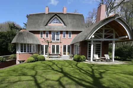Vrijstaande villa voor 10 personen in Bergen, Noord Holland