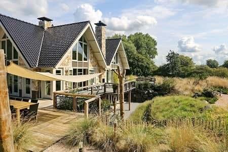 Super de Luxe vakantiehuis in Noordwijk
