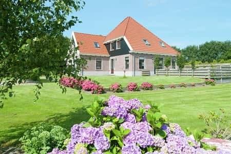 Groot vakantiehuis voor 12 personen, Schagerbrug (Noord Holland)