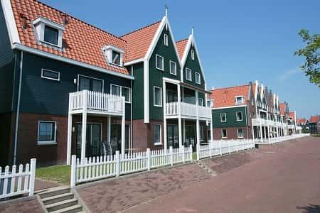 Grote vakantiewoning voor 11 personen in Volendam