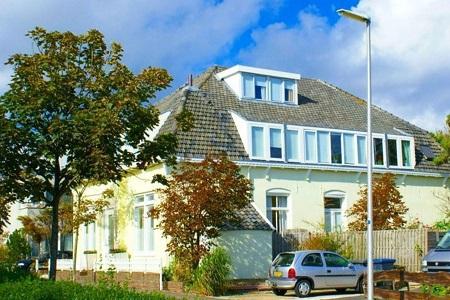 Groot vakantiehuis in Zandvoort aan de kust, 15 personen