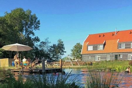 Vakantiehuis met 6 slaapkamers in Den Burg, Noord Holland