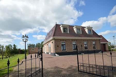 Groot vakantiehuis in Akersloot Noord-Holland voor 10 personen