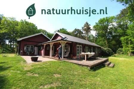 Grote natuurhuisjes in Overijssel