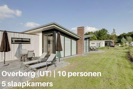 Groepsaccommodatie Landal Amerongse Berg, Utrecht, Overberg, 10 personen, 5 slaapkamers