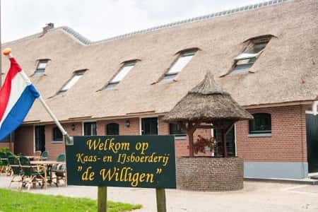 Vakantieboerderij voor 11 personen aan de Vecht, Utrecht