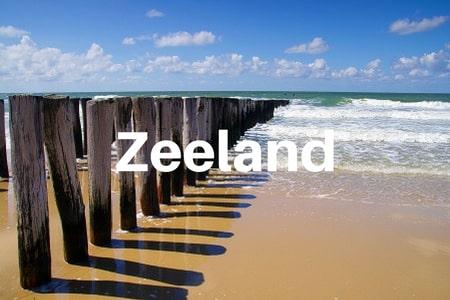 Groepsaccommodaties Zeeland