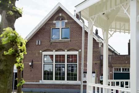 Groot vakantiehuis voor 10 personen in Zuid-Beveland