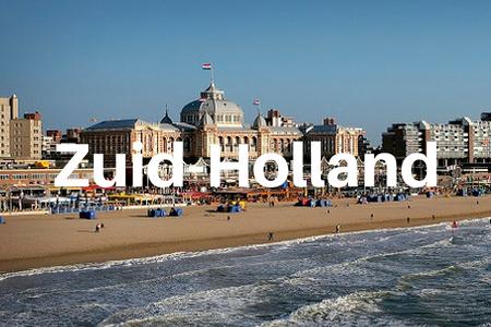 Groepsaccommodatie Nederland, Zuid Holland