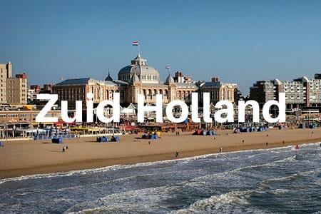 Groepsaccommodaties Zuid Holland