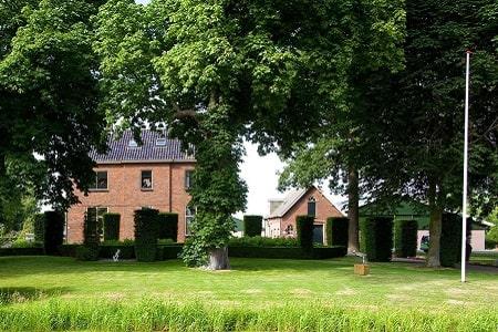 Groepsaccommodatie voor 22 personen, 9 slaapkamers in Koudekerk aan den Rijn