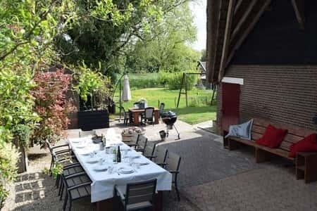 Vakantieboerderij voor 12 personen in Oosterwijk