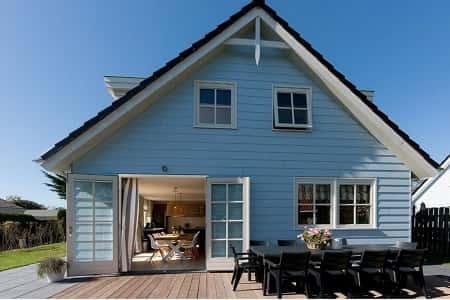 Vakantiehuis voor 10 presonen, 5 slaapkamers in Noordwijk aan Zee