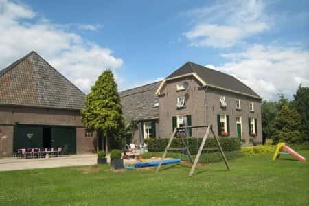 Groepsaccommodatie Boerderij voor 14 personen, Gelderland