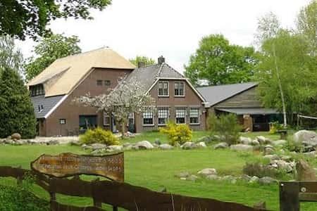 Groepsaccommodatie boerderij in Ruinen, Drenthe